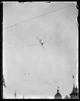 Tightrope walker, Luna Park, Coney Island, Brooklyn, N.Y., 1903.
