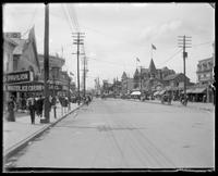 Unidentified street [Surf Avenue?], Coney Island, Brooklyn, N.Y., 1903.
