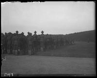 12th Regiment at ease, State Camp (Camp Smith), Peekskill, N.Y., June 29, 1906.