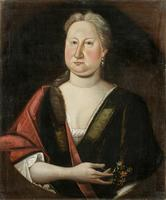 Mrs. John Dolbeare (1675-1744).