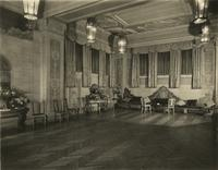 Ballroom in the Hotel Sulgrave, 67th Street and Park Avenue, New York City.