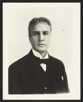 William Gillette, undated [circa 1900-1910].