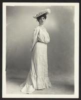 Bernice Golden, undated [circa 1900-1910].