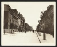 New York (City), 72nd St. looking east from Fifth Ave., undated [circa 1900-1910].