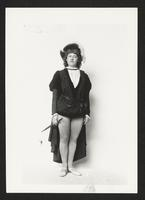 Unidentified actress, undated [circa 1900-1910].