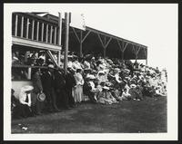 Baltimore Horse Show, crowd, undated [circa 1900-1910].
