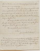 Copy of a letter from Dussumier [?] & Co. to Ebenezer Stevens, dated May 14, 1812, p. [3].