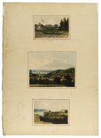Fort Clinton at McGowan's Pass. ; [View of Harlem Plains] ; [View of Stone Tower Overlooking Manhattanville].