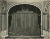 Biltmore Theatre stage at 261 West 47th Street, New York City.