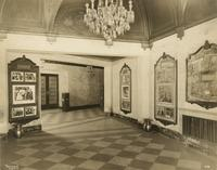 Carlton Theatre lobby, 292 Flatbush Avenue, Brooklyn, New York.