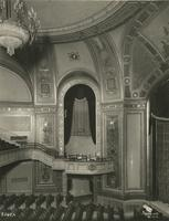 Embassy Theatre interior, Port Chester, New York.