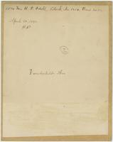 1584 Vanderbilt Ave., property of Mrs. H.C. Odell, block no.1214, ward no.12, Bronx, N.Y. [verso].