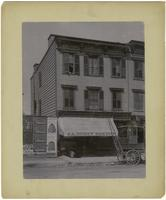 Anna Van Eeck [?] property, 827 Washington Avenue, Bronx, N.Y.