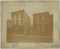 455-457 East 146th Street. Blaesser property, no. 455; Stumpf property, no. 457. Bronx, N.Y.