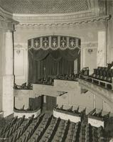 Interior of Jolson's Theatre, Seventh Avenue between 58th and 59th Streets.