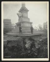 Subway Construction Photograph Collection. Contract One, 1900-1932 (bulk 1900-1904)
