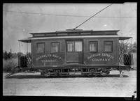 Kings County Railroad car, Brooklyn Rapid Transit [later Brooklyn-Manhattan Transit Corporation (BMT)], January 27, 1940. Built by Stevenson.