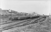 Unidentified railyard, possibly Brooklyn, undated [c. 1940].