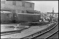 Brooklyn Rapid Transit trains, July 30, 1940.