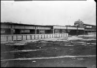 Bronx El, unidentified station, 1885.