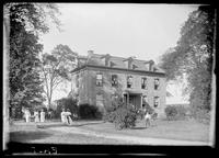 Van Cortlandt House, Bronx, New York City, undated (ca. 1890-1910).