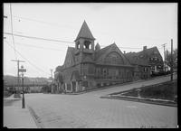 St. Stephen's Methodist Episcopal Church at Marble Hill Avenue and W. 228th Street, Bronx, New York City, 1916.