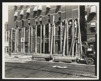 Subway Construction Photograph Collection. Contract Three. Route 5, Sections 6-15, 1911-1925