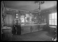 Bar of the Old Point Comfort Hotel, 4018 Boston Road, Eastchester, Bronx, New York City, undated (ca. 1900-1919).