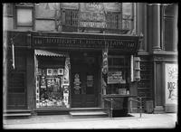 """Robert L. Bracklow, Stationer & Printer,"" 141 Fulton Street, New York City, 1907."