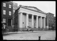 Thirteenth Street Presbyterian Church, W. 13th Street between Sixth Avenue and Seventh Avenue, New York City, May 10, 1902.